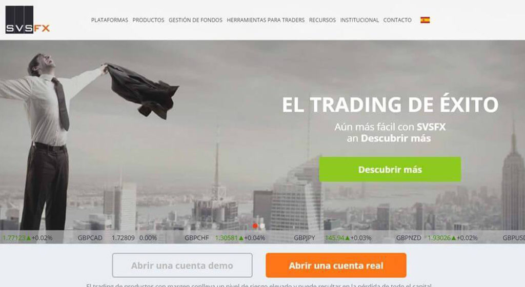 SVS FX Estafa o Legal? svs fx estafa o legal - SVSFXMain 1024x560 - SVS FX Estafa o Legal? | Comentarios Forex