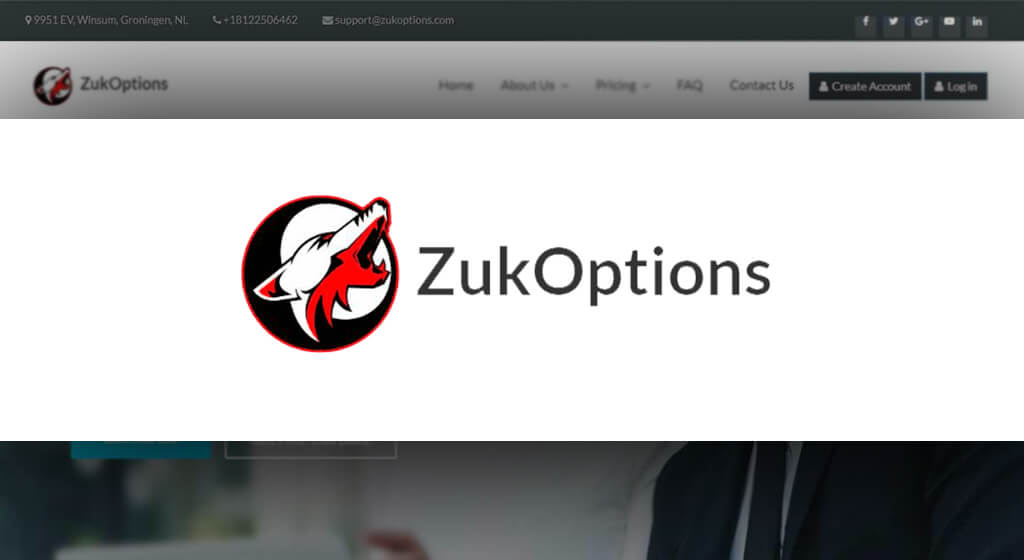 zukoptions estafa o legal - ZukOptionsPrev - ZukOptions Estafa o Legal? | Comentarios Forex